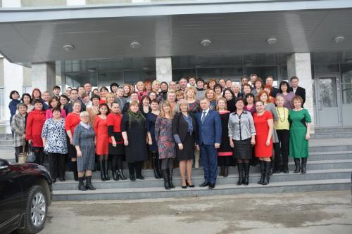 Подведены итоги работы Чувашской РО РПКР за 5 лет